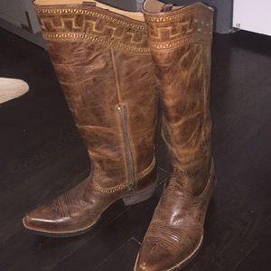 ARIAT Sahara Boot Sassy Brown